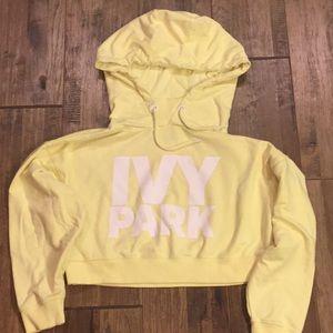 Crop hoodie by Ivy Park